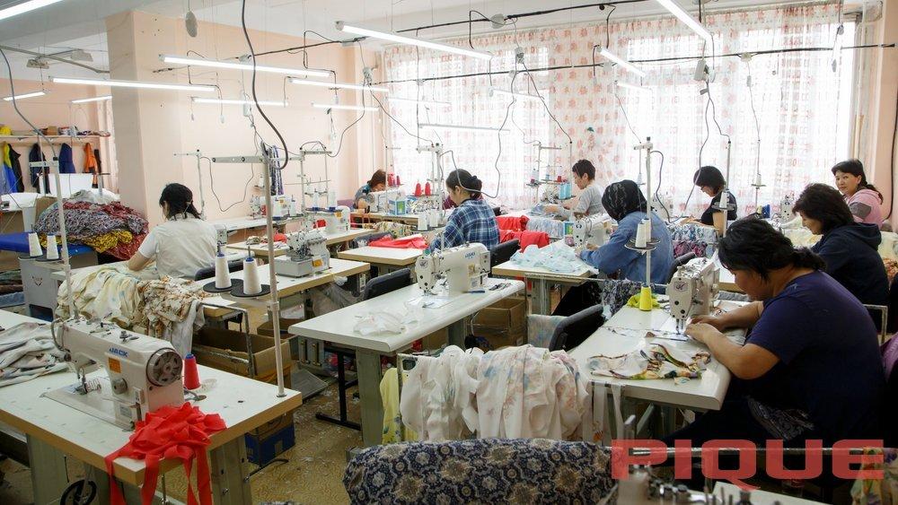 Женская одежда оптом из Киргизии - Выбор поставщика
