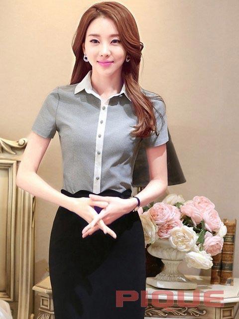 Блуза для офиса