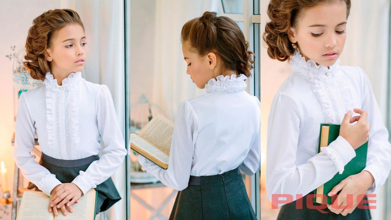 Выгодной покупки школьных блузок оптом