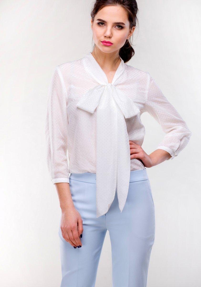 Блузка – одна из самых привлекательных вещей