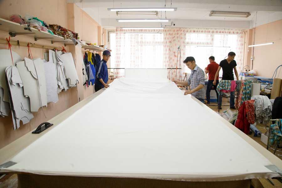 Производство женских блузок PIQUE
